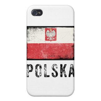 Grunge Polska Case For iPhone 4