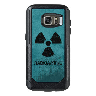 Grunge radiactivo del Selecto-UNO-Color Funda Otterbox Para Samsung Galaxy S7