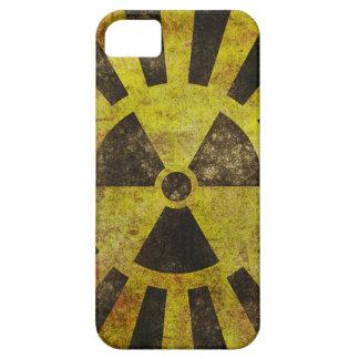 Grunge Radioactive Symbol iPhone 5/5S Case