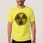Grunge Radioactive Symbol T Shirts