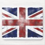 Grunge Reino Unido Alfombrilla De Raton