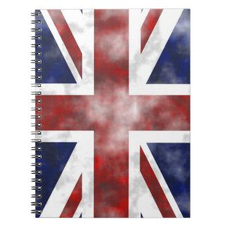 Grunge Reino Unido Cuadernos