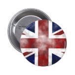 Grunge Reino Unido Pin