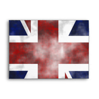 Grunge Reino Unido Sobres