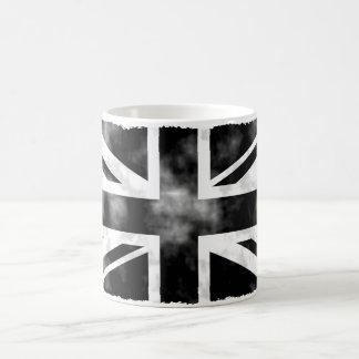 Grunge Reino Unido Taza Clásica