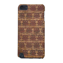 Grunge Retro Pattern Owls iPod 5 Case