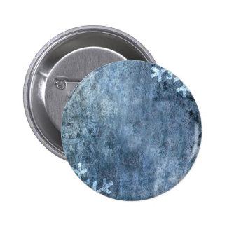Grunge rock background button