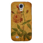 Grunge rose 3G  Samsung Galaxy S4 Cover