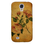 Grunge rose 3G  Samsung Galaxy S4 Covers
