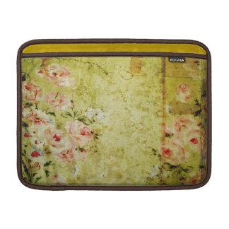 Grunge Rose Wallpaper MacBook Rickshaw Sleeve Sleeve For MacBook Air