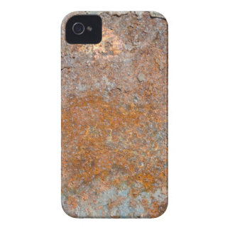 Grunge Rust Textured Background iPhone 4 Covers