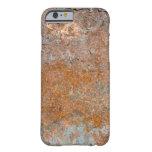 Grunge Rust Textured Background iPhone 6 Case