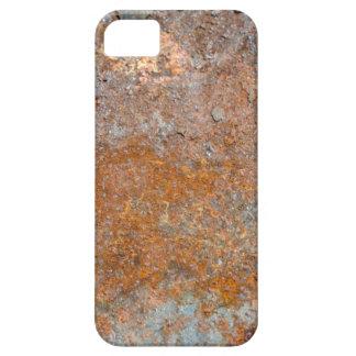 Grunge Rust Textured Background iPhone SE/5/5s Case
