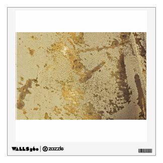 Grunge Rusty Surface Wall Graphics