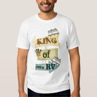 Grunge RV Camping / RVING Man T Shirt