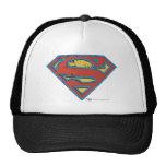 Grunge Shield Trucker Hats