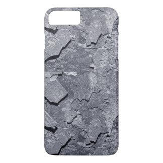 Grunge Simulated Broken Concrete iPhone Case