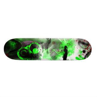 Grunge Skate Board