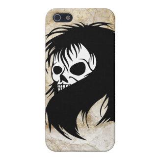 Grunge Skull iPhone 4 Case