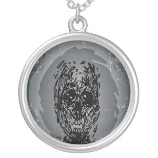 Grunge Skull Necklace