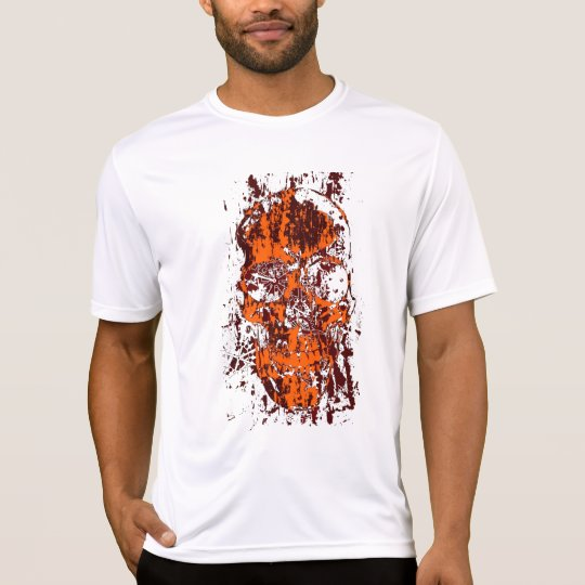 grunge skulls T-Shirt