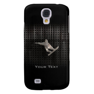 Grunge Snowboarding Galaxy S4 Cover