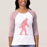 Grunge Squatchin Camiseta