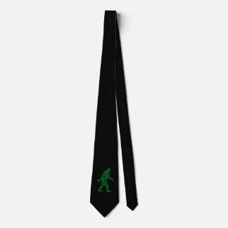 Grunge Squatchin Tie