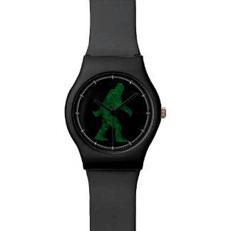 Grunge Squatchin Wrist Watch