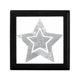 Grunge star jewelry box