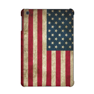 Grunge Stars and Stripes on your iPad Mini! iPad Mini Retina Case