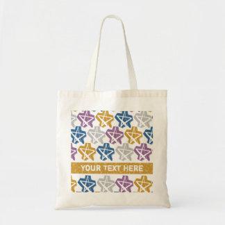 Grunge Stars custom bag - choose style & color