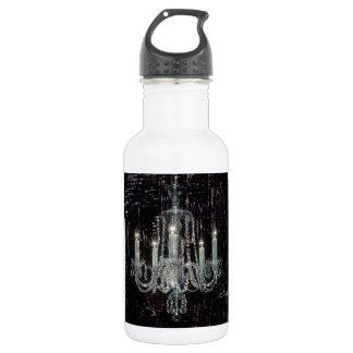 Grunge Steampunk Gothic Rustic Chandelier Stainless Steel Water Bottle