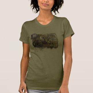 Grunge Steampunk Camisetas