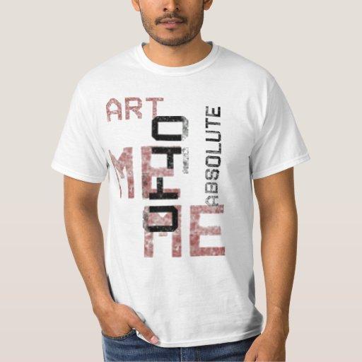 Grunge Street Art Urban T-shirt white