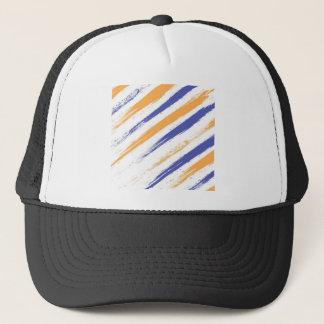 Grunge Stripe Trucker Hat