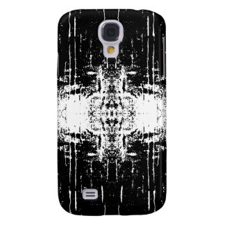 Grunge Style Monochrome Abstract. Galaxy S4 Cover