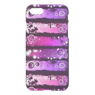 Grunge Style Music Banner 3 iPhone 7 Case