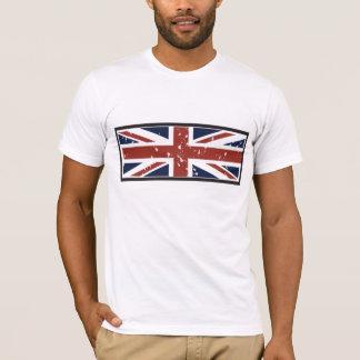 Grunge Style Union Jack T-Shirt