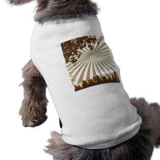 Grunge Sunburst Shirt