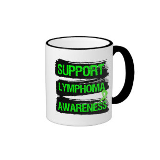 Grunge - Support Lymphoma Awareness Mugs