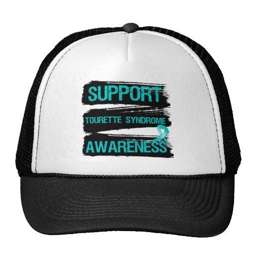 Grunge - Support Tourette Syndrome Awareness Trucker Hat