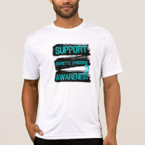 Grunge - Support Tourette Syndrome Awareness T-Shirt