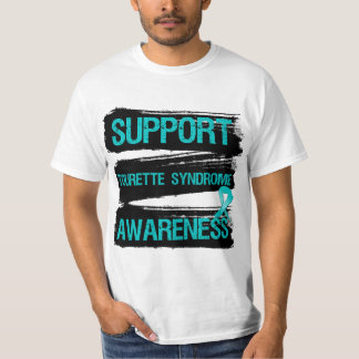 Grunge - Support Tourette Syndrome Awareness Tee Shirt
