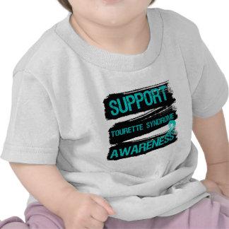 Grunge - Support Tourette Syndrome Awareness Tshirt