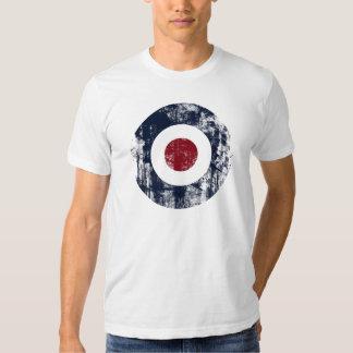 Grunge Target T Shirt
