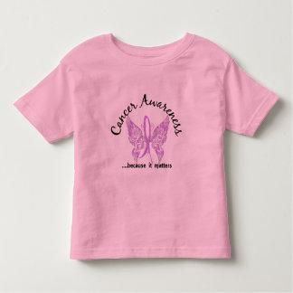 Grunge Tattoo Butterfly 6.1 Cancer Toddler T-shirt