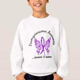 Grunge Tattoo Butterfly 6.1 Leiomyosarcoma Sweatshirt