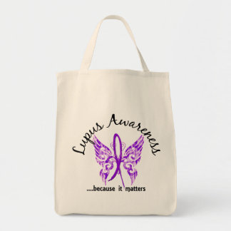Grunge Tattoo Butterfly 6.1 Lupus Bags