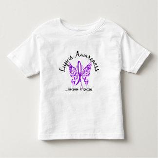 Grunge Tattoo Butterfly 6.1 Lupus Toddler T-shirt
